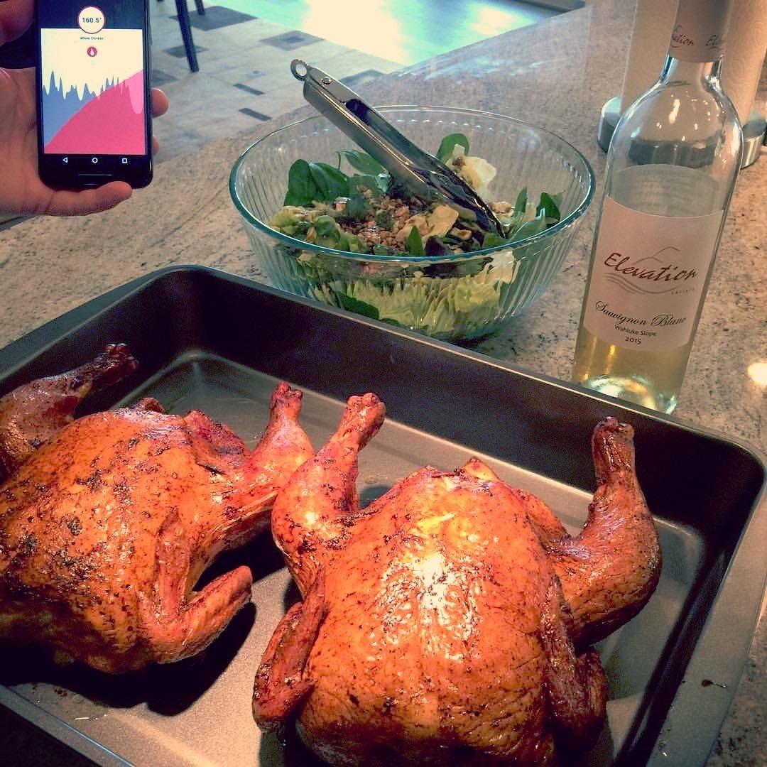 是感恩節烤雞料理就交給手機版阿基師這篇文章的首圖