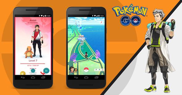 是官方預告新版Pokemon Go將可選擇寶可夢做夥伴,可訓練並獲得 Candy這篇文章的首圖