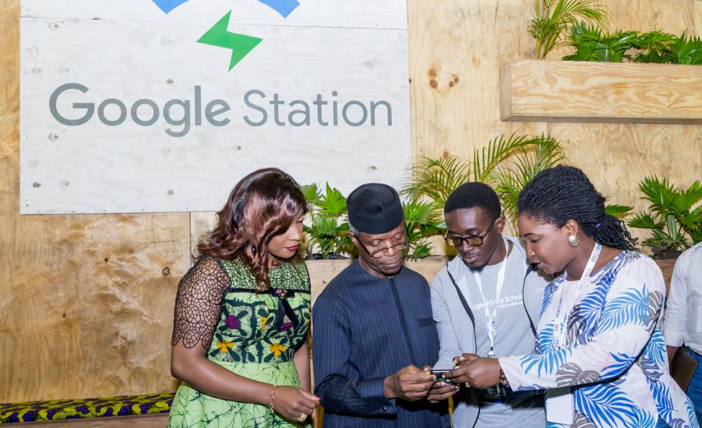 是Google免費Wi-Fi熱點進駐奈及利亞 目前服務涵蓋東南亞、拉丁美洲與非洲這篇文章的首圖