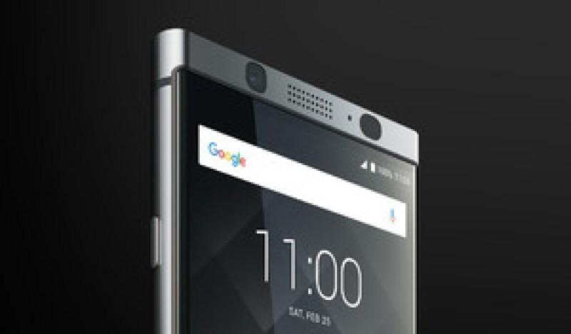 是代號 「Mercury」的Blackberry新機以KEYone作為正式名稱推出, 搭載實QWERTY按鍵這篇文章的首圖