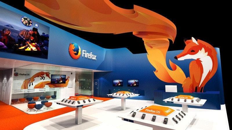 是更著重物聯網 Mozilla終止發展Firefox OS手機這篇文章的首圖