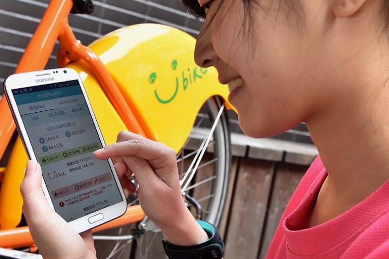 是JoiiUp攜手YouBike、Garmin 以社群推動運動這篇文章的首圖