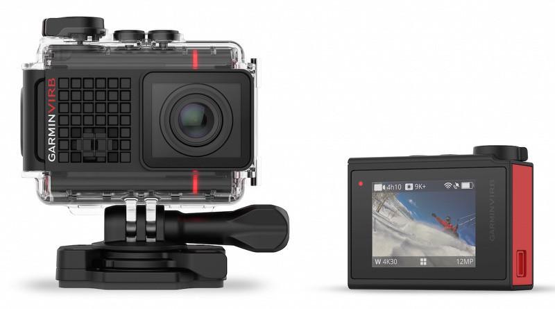 是Garmin推出可錄製4K解析度極限運動攝影機、新款運動手錶這篇文章的首圖