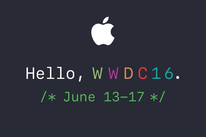是WWDC 2016仍以軟體為重 可能不會公布新硬體這篇文章的首圖