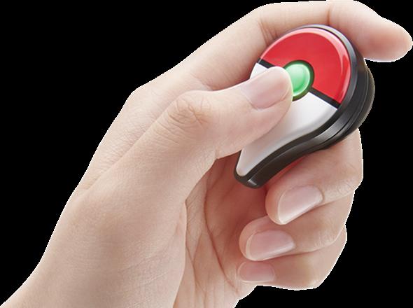 是Pokemon GO Plus 精靈感測器,不用拿手機也能抓神奇寶貝的專屬配件的第6張圖