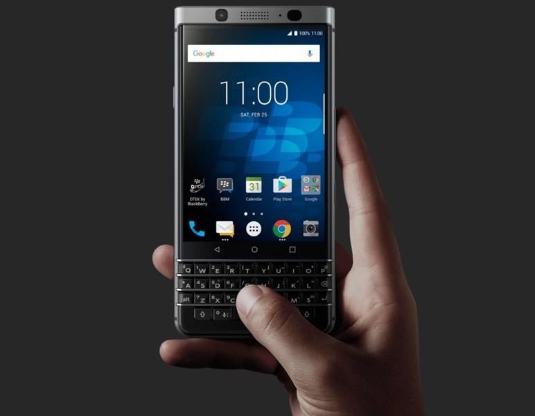 是Blackberry預期2018財年恢復獲利 將對外擴大收購這篇文章的首圖