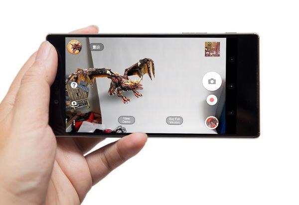 是Sony 有趣 AR 實境相機!還有限時免費 Hello Kitty 特效 AR 下載這篇文章的首圖