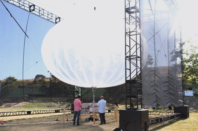 是人工智慧協助降低成本 Google高空連網氣球有可能營利這篇文章的首圖