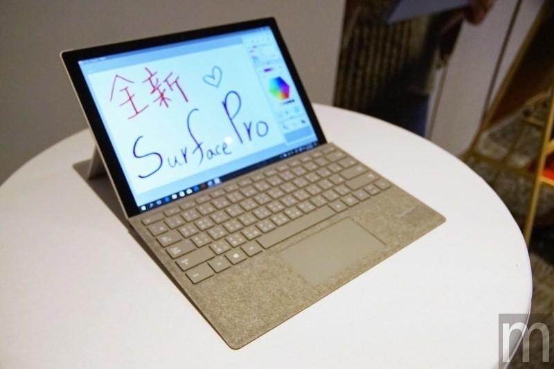 是全新Surface Pro正式登台 全系列規格售價25888元起跳這篇文章的首圖