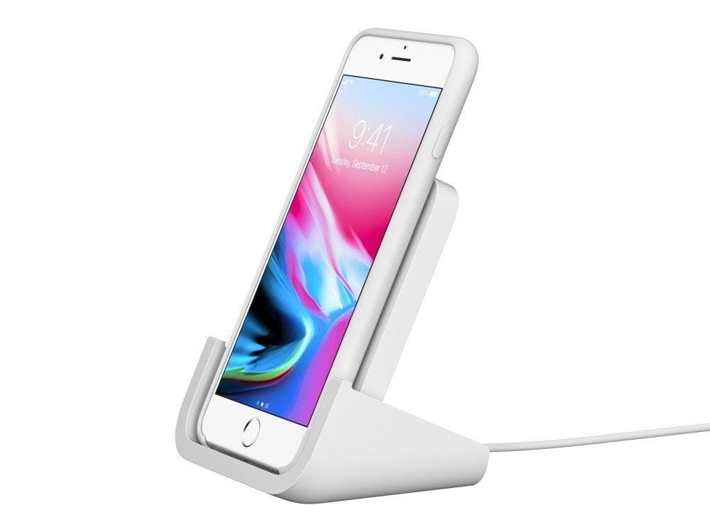 是羅技與蘋果合作打造iPhone無線充電座,支援7.5W快充、過熱保護這篇文章的首圖