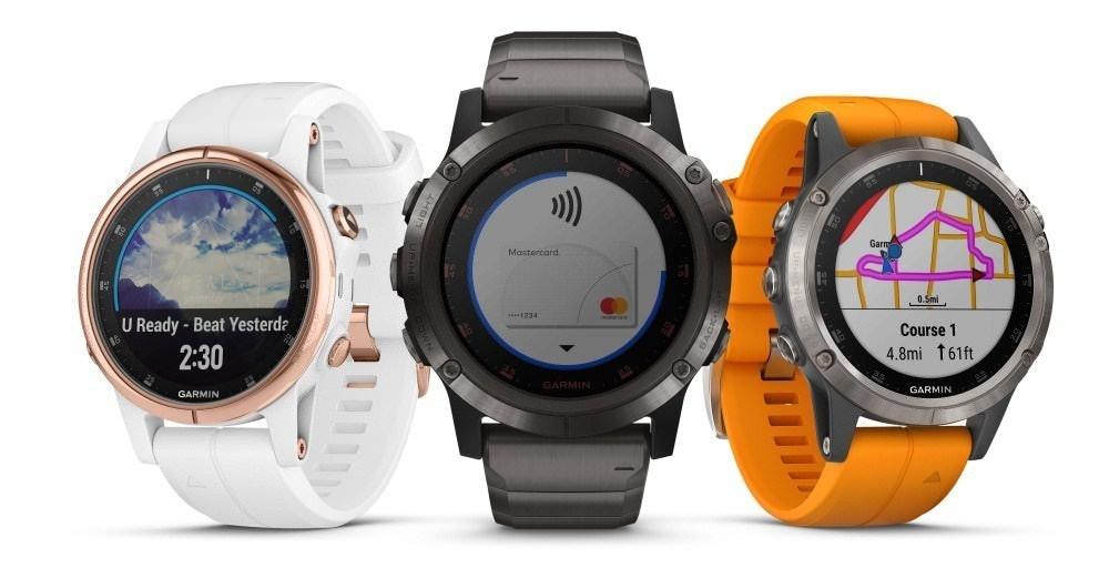 是Garmin更新fēnix 5 Plus系列登山錶 加入更精準定位系統、音樂播放與電子支付功能這篇文章的首圖
