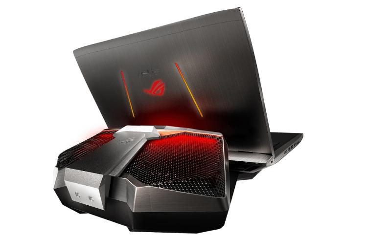 是ASUS IFA 2015華碩 ROG 玩家共和國發表全球首創水冷式電競筆電這篇文章的首圖