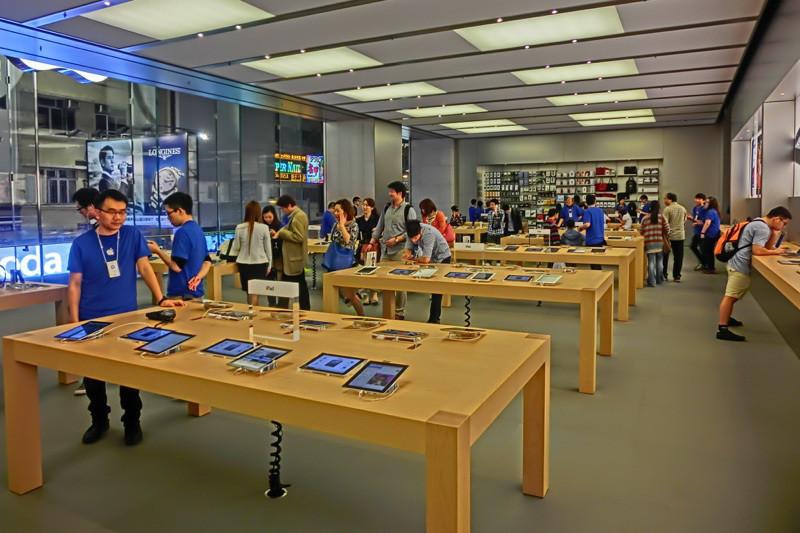 是蘋果釋出多組職缺 直營店在台開幕消息再傳這篇文章的首圖