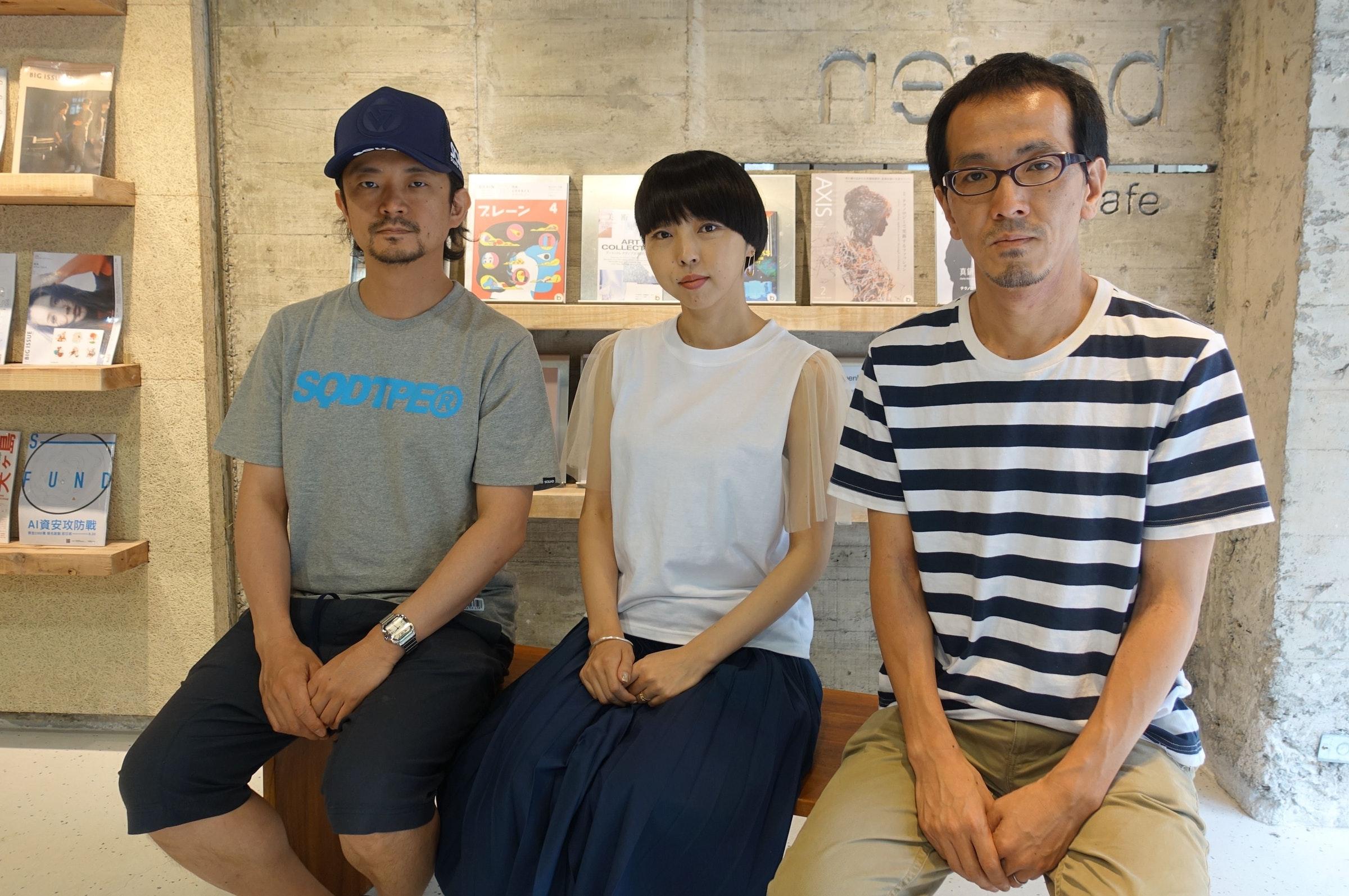是在科技與藝術間創造無限:Rhizomatiks 真鍋大度、石橋素與 Mikiko 來台實錄這篇文章的首圖