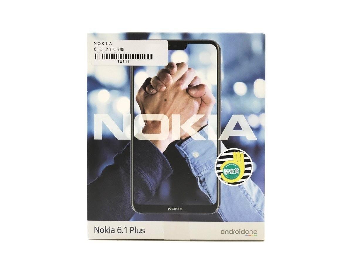 是高通 S636 處理器加上瀏海螢幕!Nokia 6.1 Plus 新機性能與電力實測這篇文章的首圖