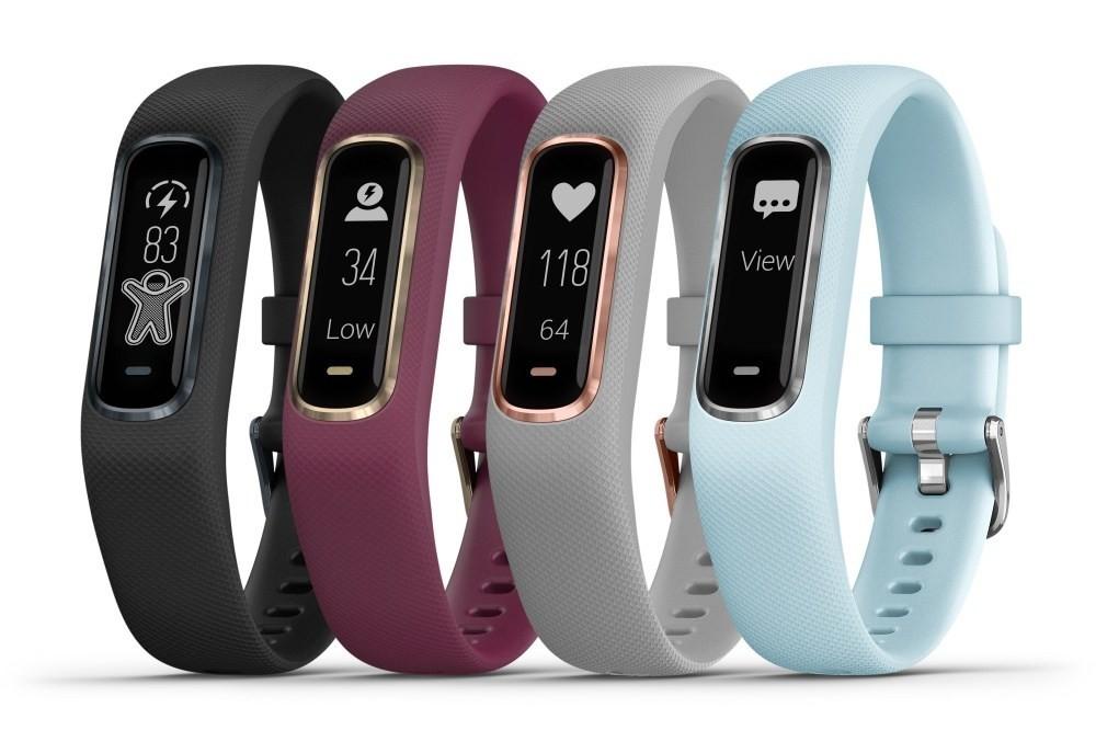 是Garmin Vivosmart 4運動手環加入血氧濃度記錄 知道你的睡眠品質如何的第2張圖