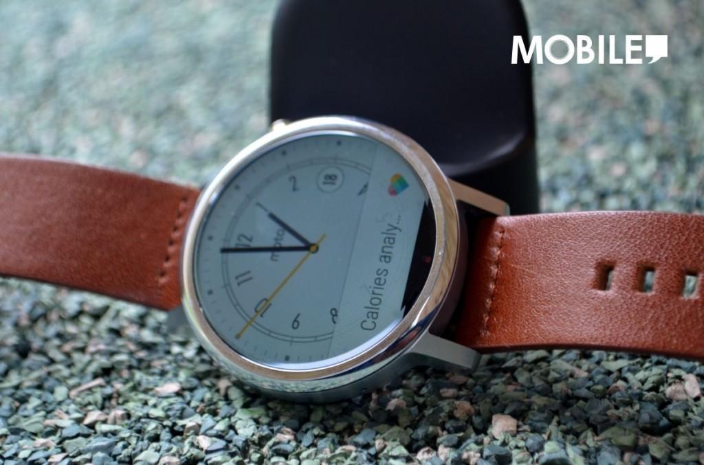 是極美的智能手錶,第二代Moto 360評測這篇文章的首圖