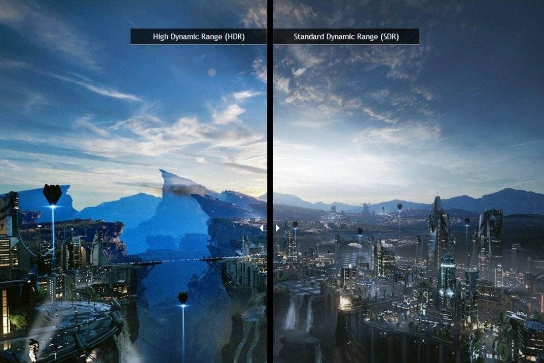 是微軟、Sony等廠商成立HGIG規範聯盟推動HDR遊戲內容發展這篇文章的首圖
