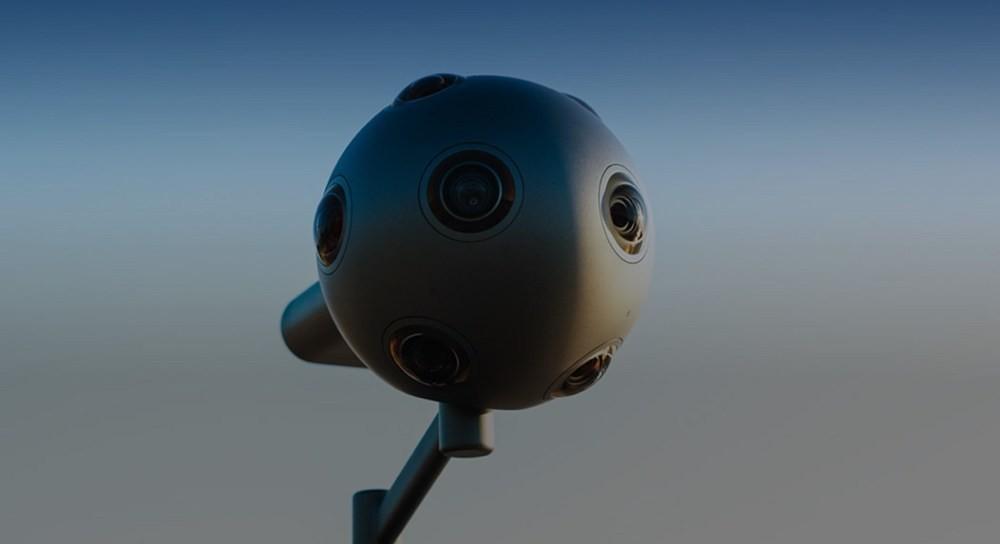 是因VR發展腳步過慢 Nokia球形全景相機Ozo 360終止發展這篇文章的首圖