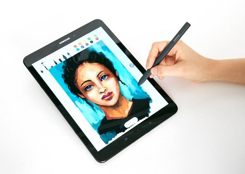 是三星睽違兩年推出新款Galaxy Tab S3 加入全新S Pen等機能這篇文章的首圖