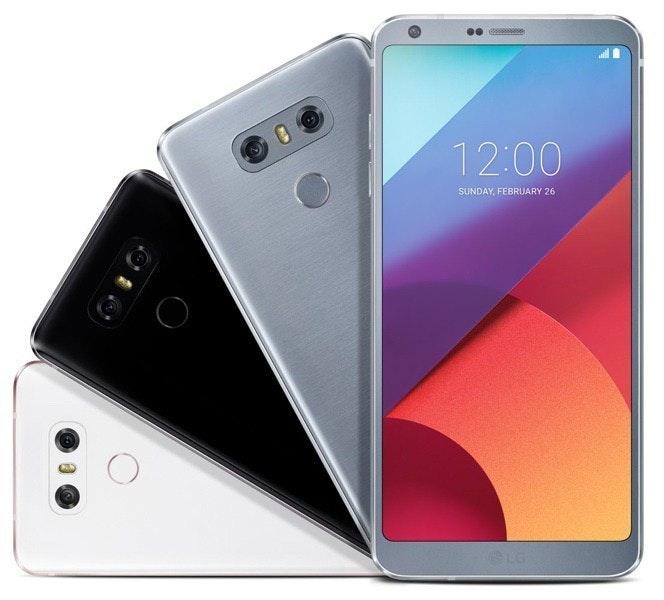 是LG G6將推出白、黑、銀三款配色 造型更具質感這篇文章的首圖