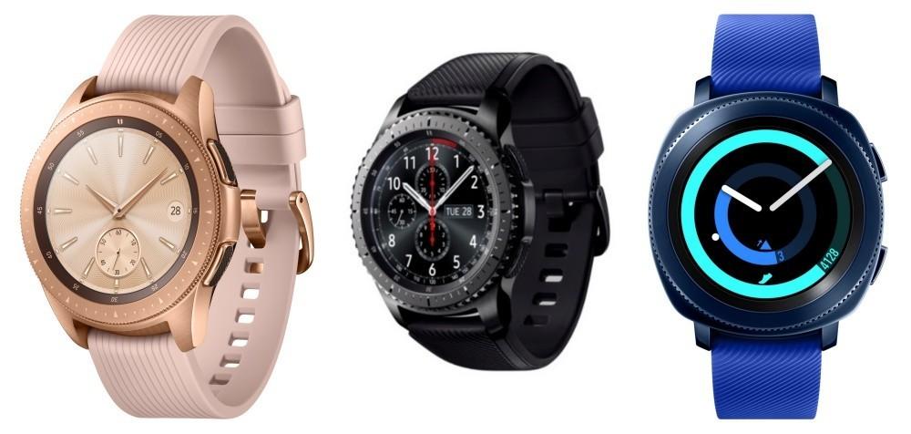 是比一比/Galaxy Watch、Gear S3、Gear Sport要選誰?這篇文章的首圖