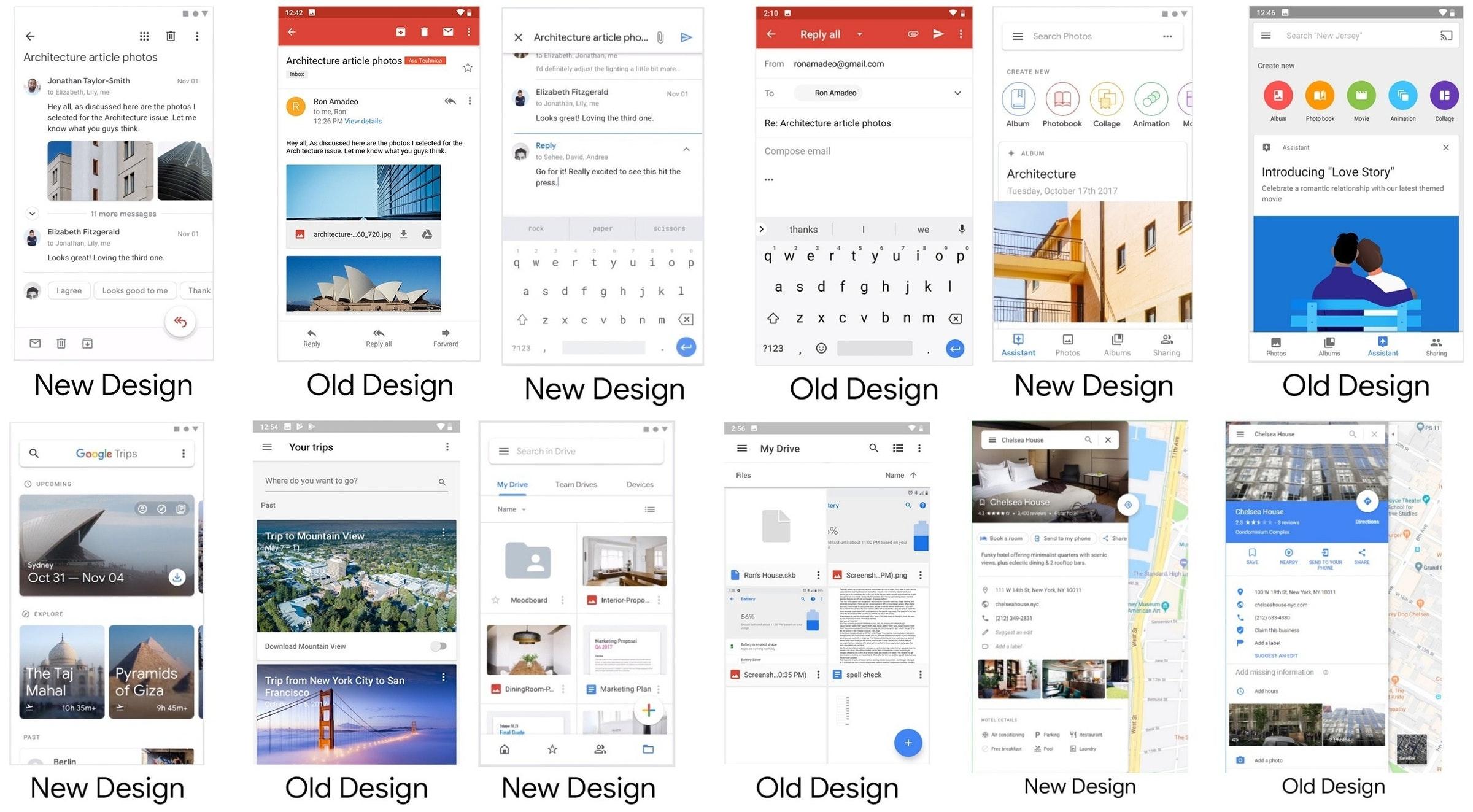 是Google悄悄更新服務圖示,未來App操作介面將更加簡化這篇文章的首圖