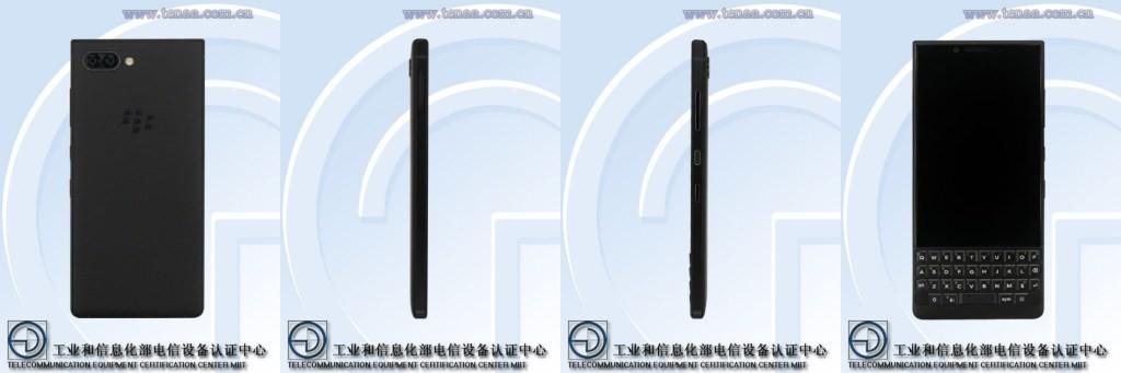 是代號「Athena」的BlackBerry KEY2外觀亮相 額外增加獨立功能按鍵這篇文章的首圖