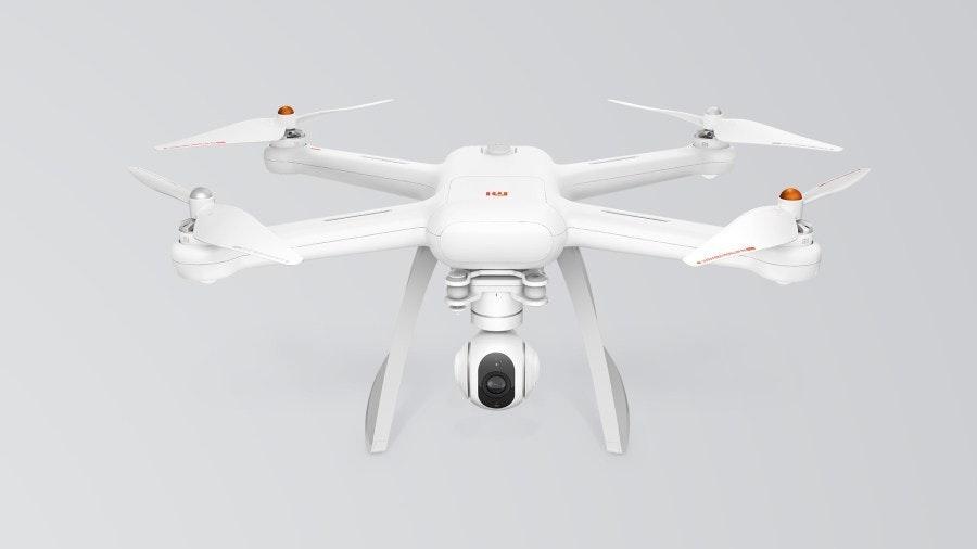 是小米正式發布小米無人機4K版售價僅為人民幣2999元!這篇文章的首圖