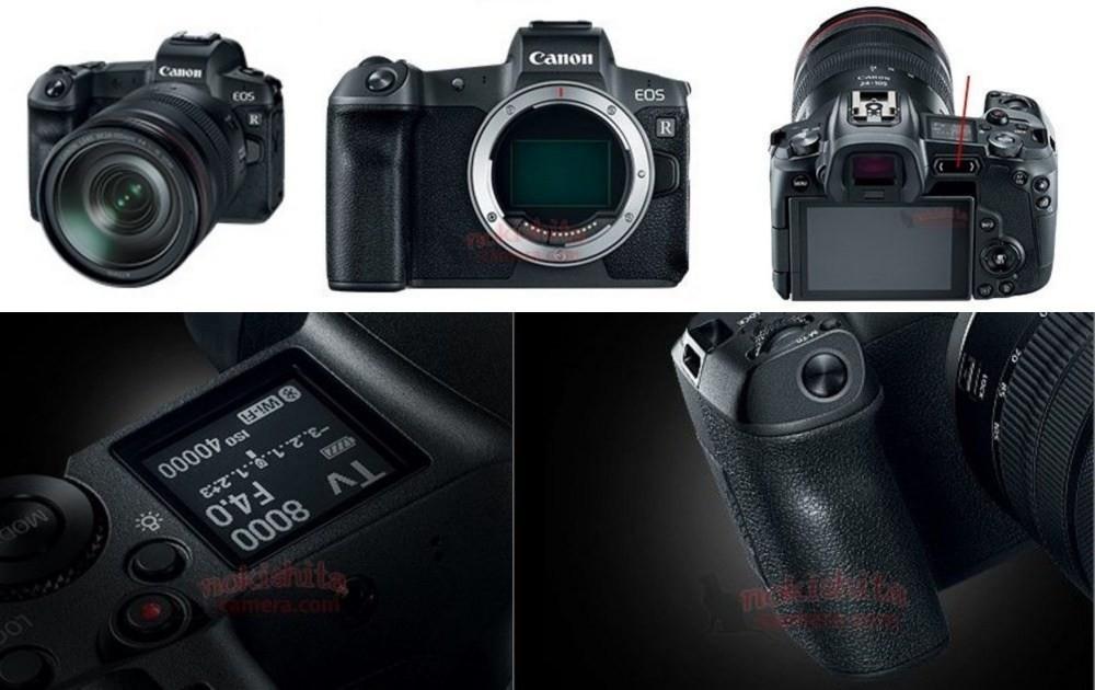 是Canon首款全片幅無反相機EOS R具體規格再洩 搭3170萬畫素感光元件、5655組對焦點的第2張圖