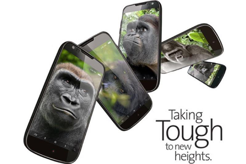 是康寧第五代大猩猩玻璃問世 確保手機螢幕更耐摔這篇文章的首圖