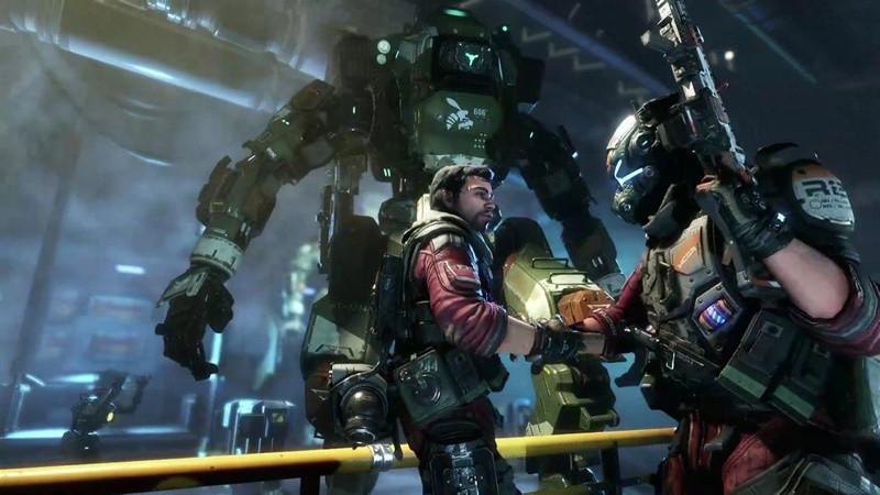 是《Titanfall 2》公布單人遊玩影片 10/28上市這篇文章的首圖