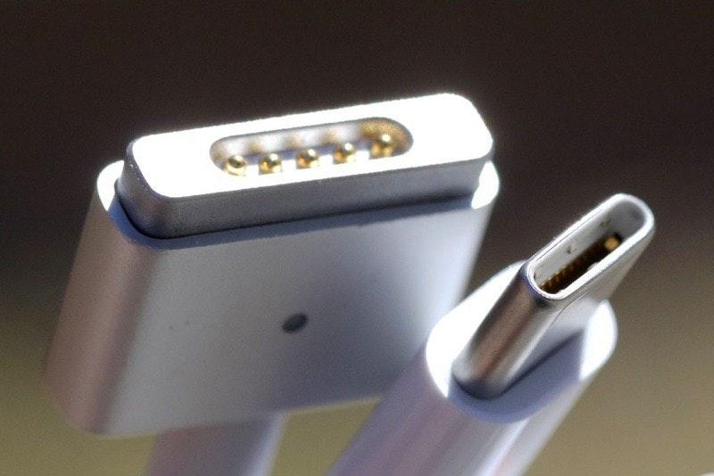 是蘋果可能推出對應USB-C的新款MagSafe轉接配件這篇文章的首圖