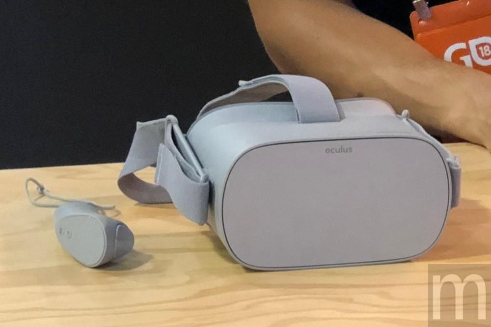 是台灣也能買到的Oculus Go開放出貨 讓更多人便利體驗虛擬實境內容這篇文章的首圖
