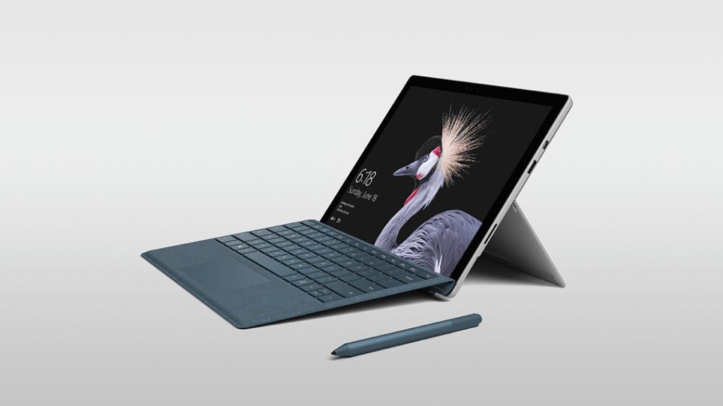 是Surface Pro回歸原本名稱 換上新色、新處理器這篇文章的首圖