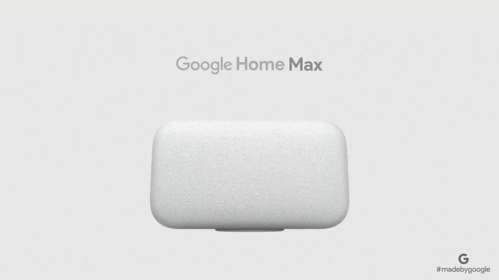 是向蘋果HomePod叫陣 Google Home Max同樣著重音樂體驗這篇文章的首圖