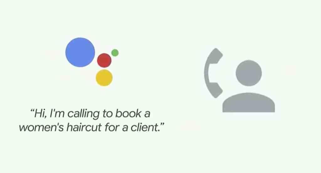 是觀點/當人工智慧可以幫你完成電話預約事項時,應該開始擔心嗎?這篇文章的首圖