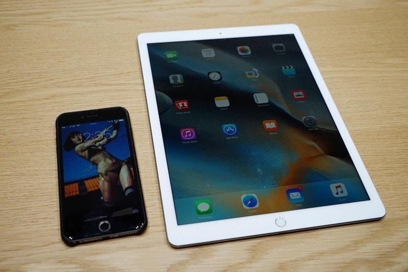 是iPad Pro處理效能高的原因:GPU、記憶體這篇文章的首圖