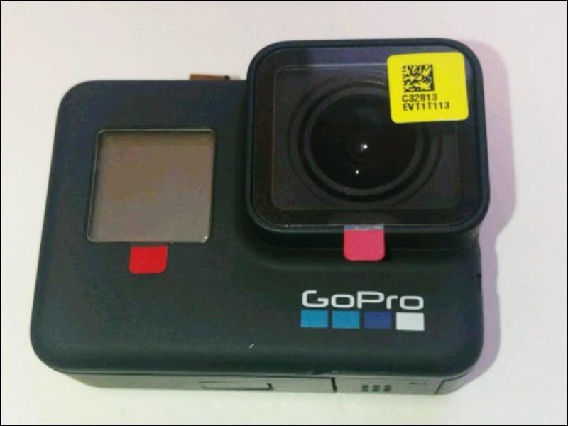 是疑似GoPro HERO7 Black新機外觀曝光 可能與上一代機種差異不大這篇文章的首圖
