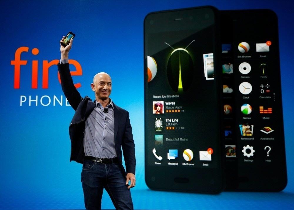 是亞馬遜打算重新打造手機產品?或許不是那麼一回事…這篇文章的首圖
