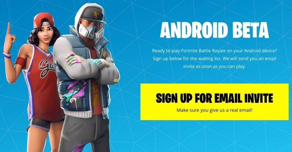 是三星獨佔幾天後,Android版《Fortnite》開放更多品牌手機加入beta測試這篇文章的首圖