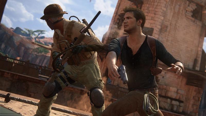 是《秘境探險4》提前上市? Sony:遊戲遭竊這篇文章的首圖