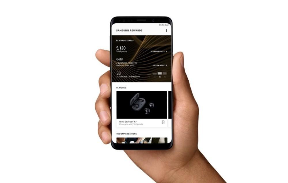 是三星將在Samsung Pay加入消費金額回饋、開放點數換購服務這篇文章的首圖