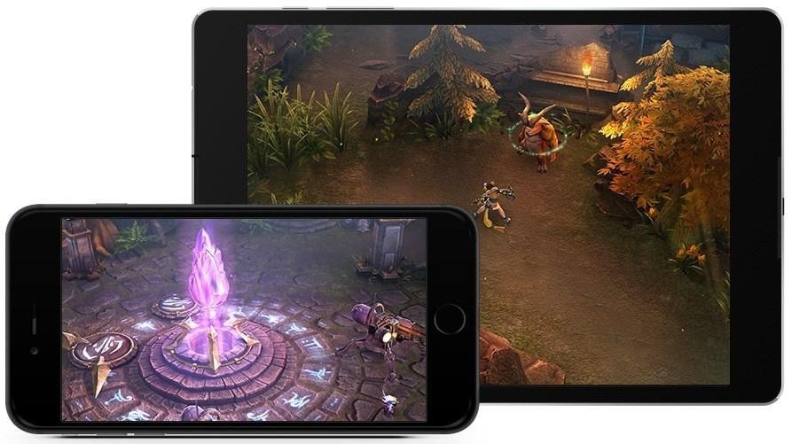 是針對iPhone等裝置持續優化的MOBA遊戲《最終榮耀》 將推Windows、Mac版這篇文章的首圖
