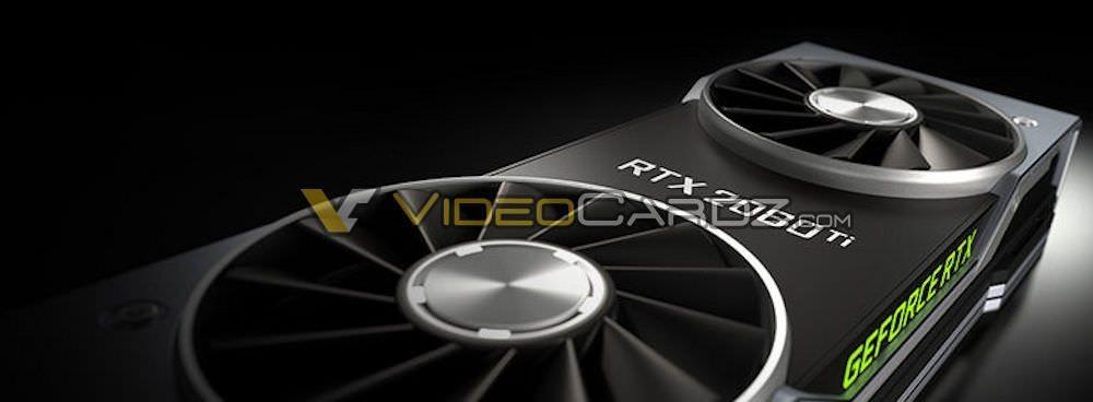 是疑似GeForce RTX 2080 Ti創始版外型設計曝光 採不一樣的雙風扇設計這篇文章的首圖