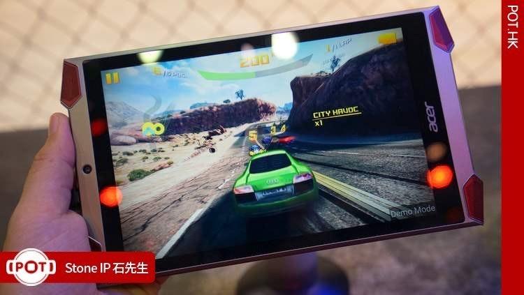 是Acer Predator 8 遊戲平板體驗心得,四方向喇叭確實爽這篇文章的首圖