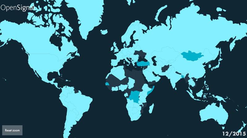 是全球LTE下載速度 新加坡最快、台灣排名25這篇文章的首圖
