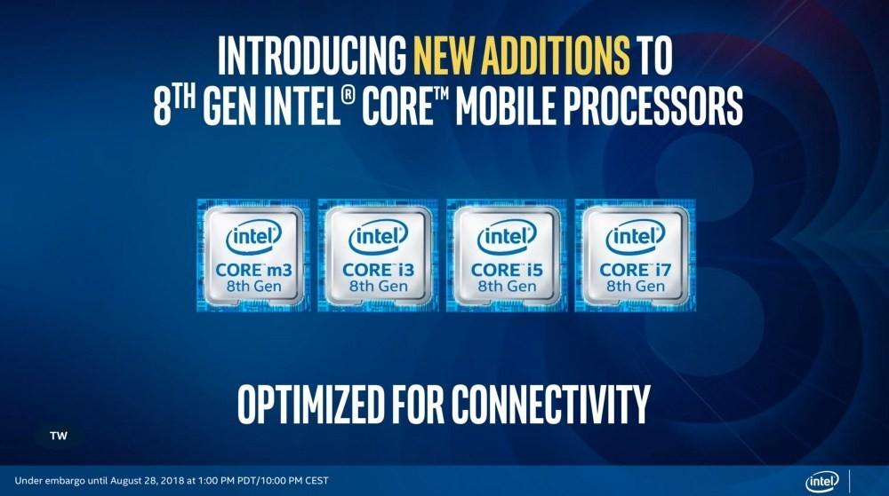 是對應主流筆電的Intel第8代Core i處理器解禁 在效能、電力與價格之間取得平衡這篇文章的首圖