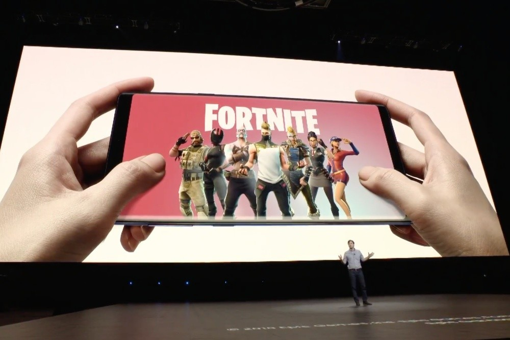 是Epic Games確認推出Android版《Fortnite》,將與三星展開期間獨家合作這篇文章的首圖