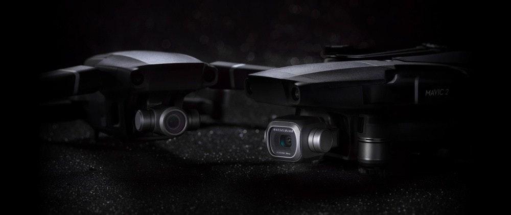 是DJI揭曉更聰明的Mavic 2系列空拍機 藉由兩款新機對應不同拍攝場景這篇文章的首圖